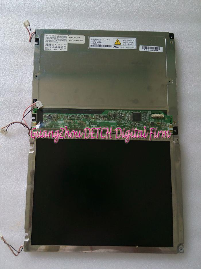 Industrial display LCD screen10.4-inch  AA104VC02  LCD screen панель лицевая schneider electric actassi 1 модуль белый 24 шт vdi88240