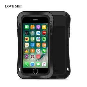 Image 3 - Love Mei housse de téléphone 7 8 Plus
