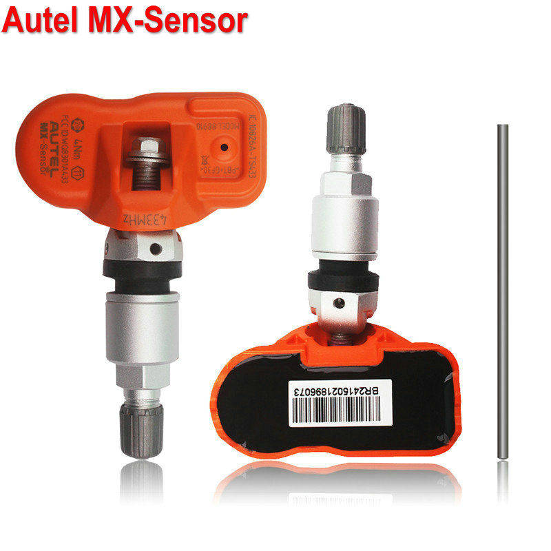 Prix pour Pression des pneus TPMS Universel Capteur Autel MX-Capteur 433 MHz Programmable MX Capteur 433 MHZ