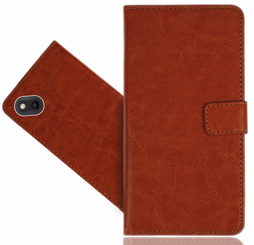 Case For Wiko Sunny  Wiko Sunset 2 Wallet Genuine Leather Kickstand Bag Coque Case Cover For Wiko Sunny  Wiko Sunset 2
