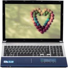 8G ram + 60G SSD + 500G HDD Intel Core i7 cpu Intel HD graphics игровой ноутбук 15,6 «светодиодный 1920×1080 P Windows 10 ноутбук с DVD-RW