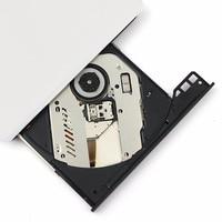 2017 Slim External USB 3 0 DVD RW CD Writer Drive Burner Reader Player For Laptop