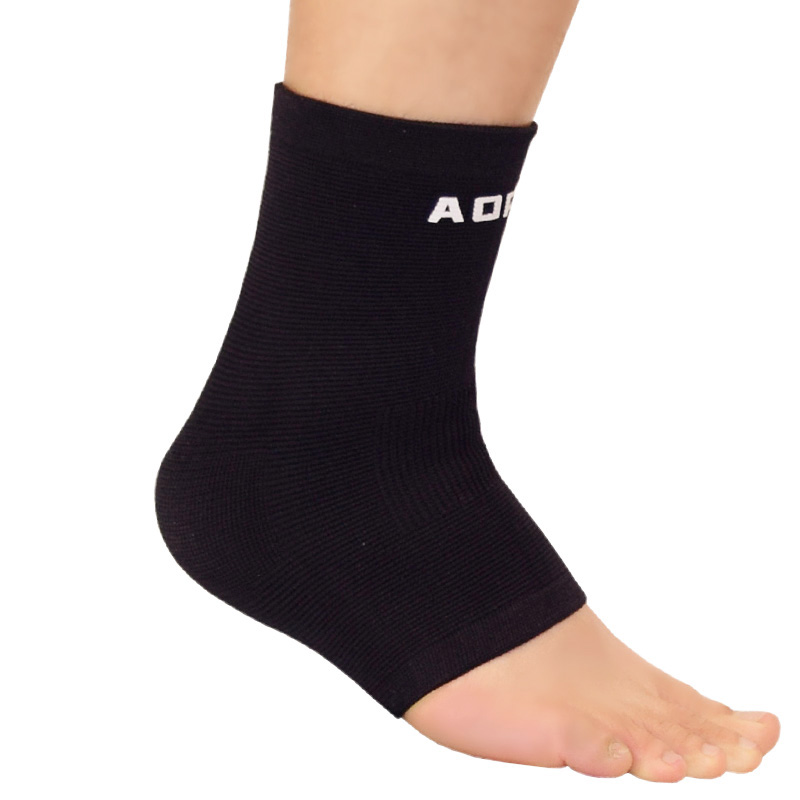 AOPI Professional Sport Safety Ankle Support Strong Ankle Bandage Elastic Brace Guard Support Sport Gym Foot Wrap Protect shirts