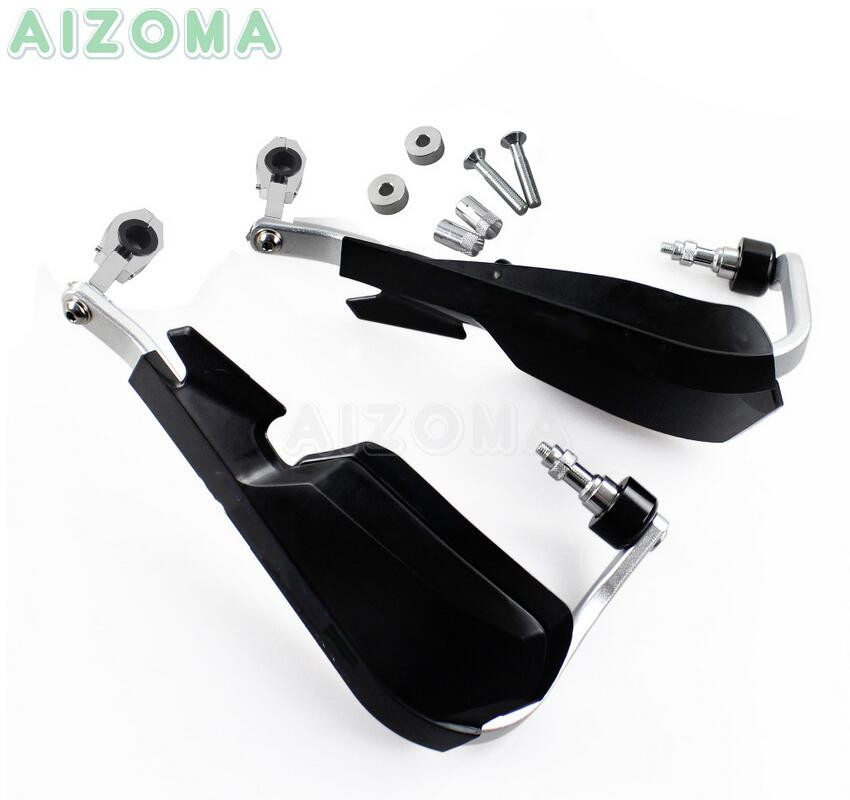 Universal Motorcycle Dirt Racing Motocross 7 8 1 1 8 22 28mm Handguard Wind Deflector for