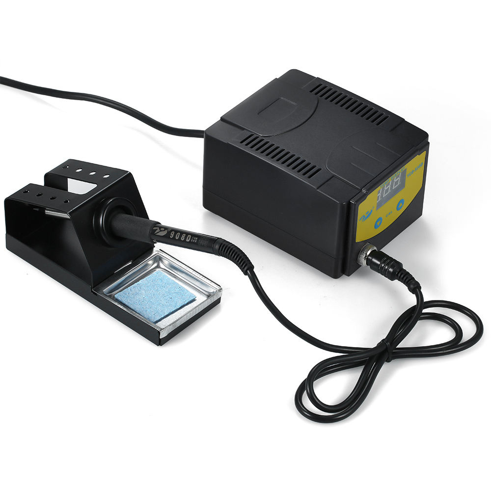 75W Digital Display Intelligent Control Temperature Welding Table Auto Sleep Lead-free Solder Station Timed Power off