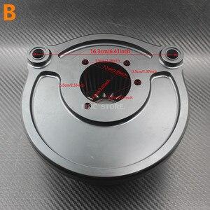 Image 5 - CNC rzemiosło oczyszczacz filtra powietrza dla Harley Touring Road King softail heritage Dyna 00 18 Sportster XL883 1200 2004 2019