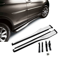 2012 2016 For Honda CRV Aluminum OE Style Running Boards Pair Set Side Step Rails