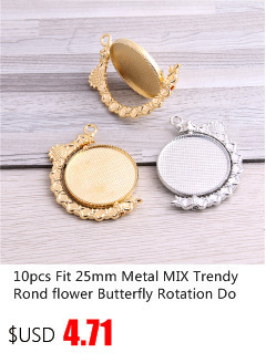 Сладкий Колокольчик 20 шт 12 мм два цвета металлические круглые серьги Безель пустая основа серьги кабошон настройки Ювелирная база DIY Результаты E3020
