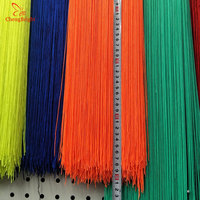 CHENGBRIGHT New 10Yards Long 50cm Ribbon Edge Fringed Trim African Accessories Stage Curtains Latin Dance Clothes Decoration Diy