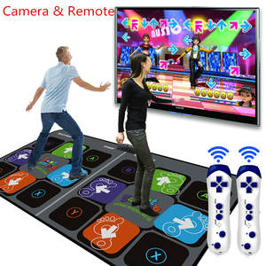 Pad Step-Game-Machine Double-Dance-Mat Overlooks Yoga for Tv Usb Computer Dual-Hd Thickening