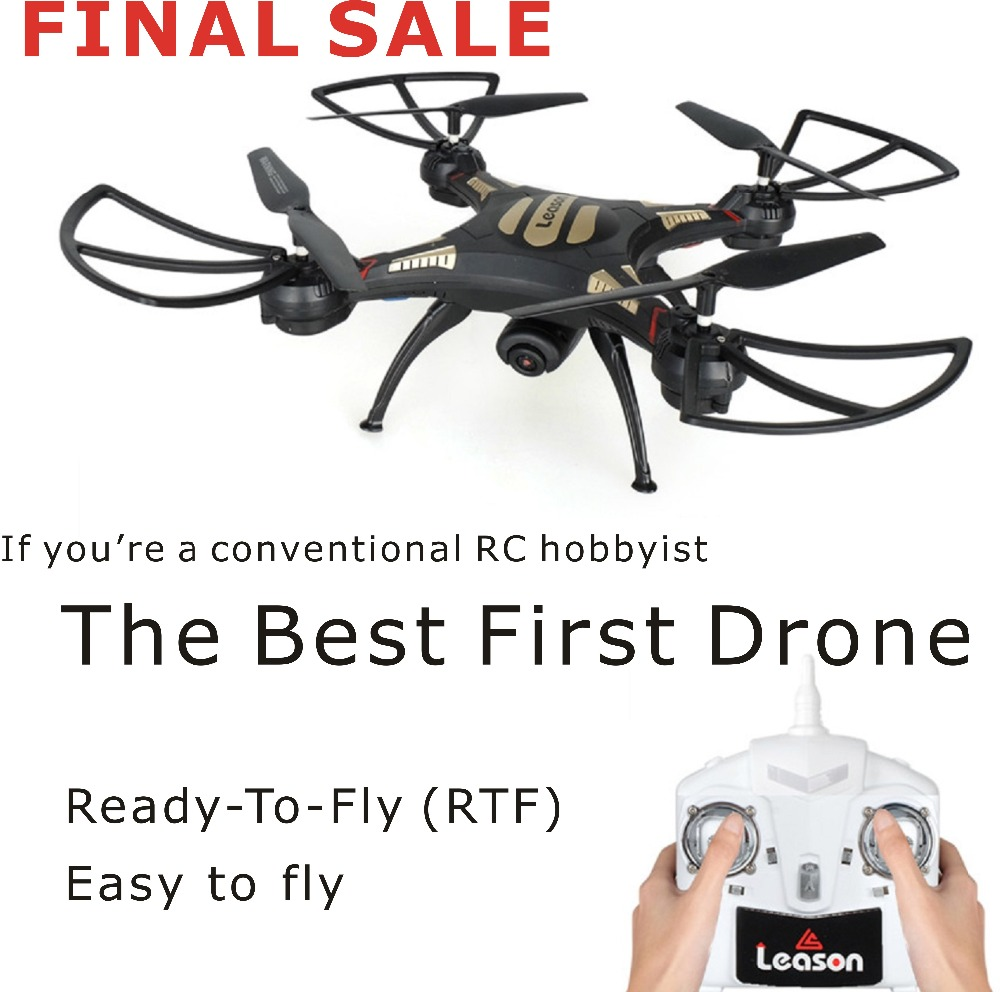 Professional RC Remote font b Drone b font Quadcopter With Camera HD 720P Quad Copter font