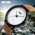 New 2016 Fashion Quartz-Watch Men Waterproof Casual Genuine Leather Strap Relogio Masculino Role Luxury Watch Man Clock Hour