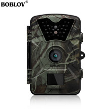 "Boblov CT008 Trail Game Scounting Hunting Wildlife Camera 2.4"" LCD Night Vision Digital Surveillance Photo Trap 24pcs LEDs Cam"
