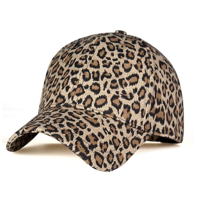 36520d961273a Último coreano de béisbol gorra hombre leopardo moda deporte gorra Snapback  Hip Hop tapa para las