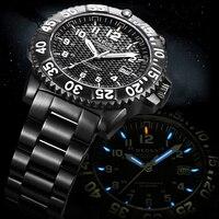 NEDSS Top Brand Men S Automatic Watch Fashion Swiss Design Skeleton Mechanical Wristwatch Male Outdoor Sport