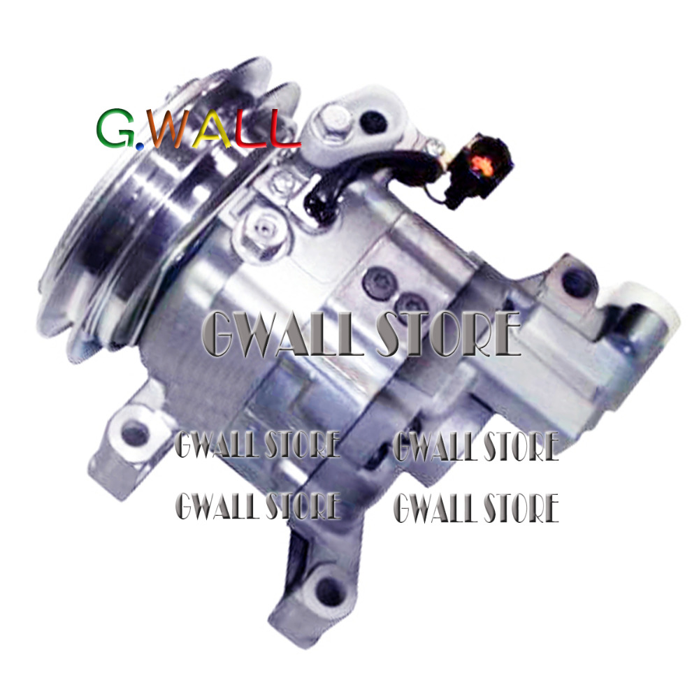 Brand New Auto DKV11G AC Compressor For Nissan X-Trail T30 2.2 dCi 4x4 2003-2013 92600-ES60A 92600ES60A 926005M301 926005M30A цена