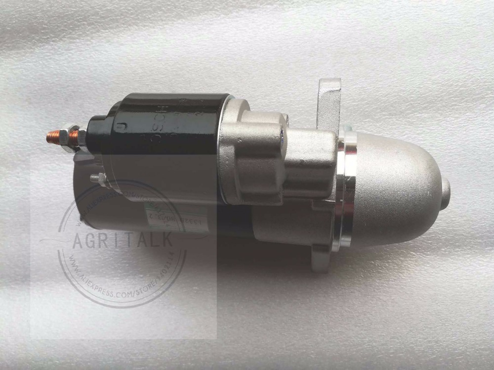 Xingtai 120 150 tractor parts, the starter motor for vertical cylinder engine.Xingtai 120 150 tractor parts, the starter motor for vertical cylinder engine.