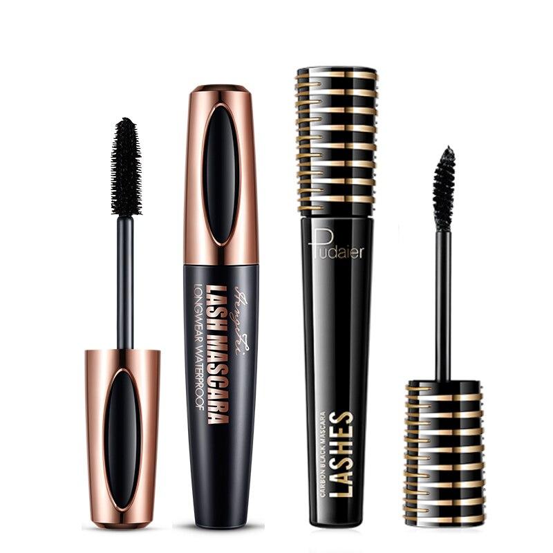 Cost-effective Mascara For Eyelashes Extension Long Long Lasting 4d Silk Fiber Eyelash Mascara 4d Silk Fiber Eye Makeup