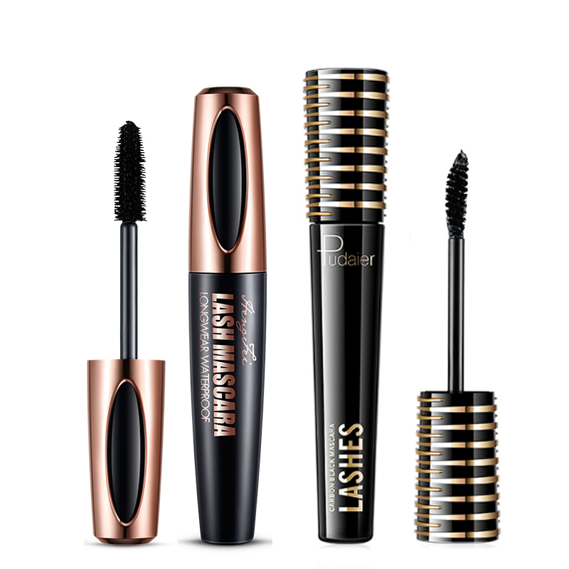 Cost-effective Mascara For Eyelashes Extension Long Long Lasting 4d Silk Fiber Eyelash Mascara 4d Silk Fiber Eye Makeup