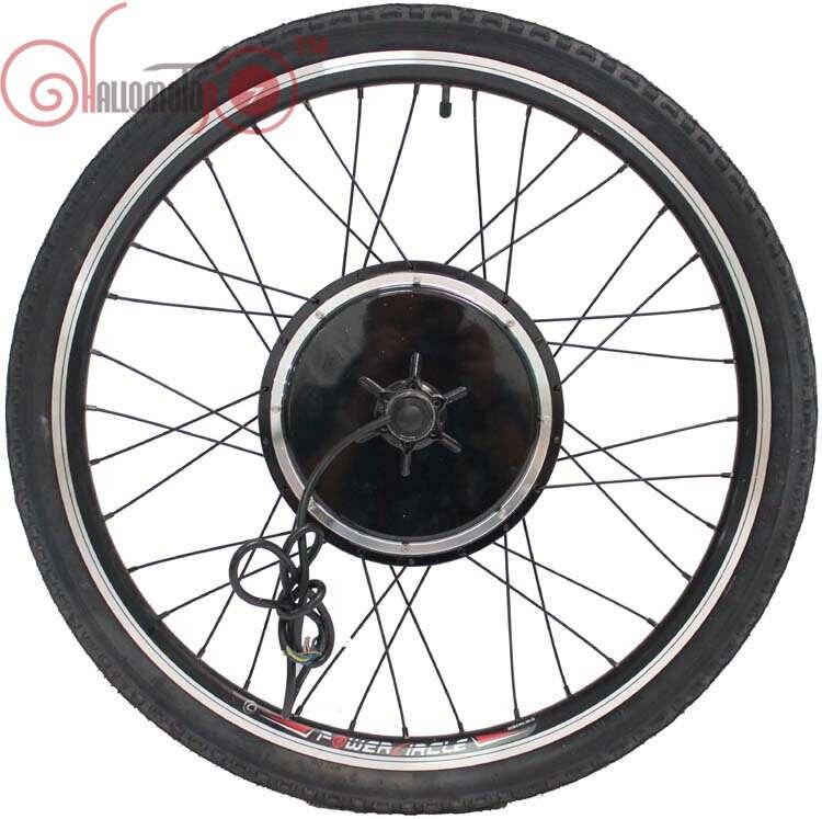 Ebike 36V 48V 1500W 20inch 700c Rear Wheel Free 7 Speed Gear Brushless Gearless Hub Motorized