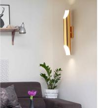 Nordic LED Wall Lamp Bedside Lighting Mirror Lamps Bedroom lumiere interieur Pipe Porch wall sconce Modern Lights Living room