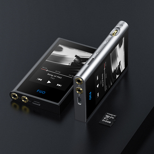Image 5 - Fiio M9 Draagbare Hoge Resolutie Audio Speler AK4490EN * 2 Ondersteuning Wifi Bluetooth DSD128 Usb Audio Dac Spdif Uitgang
