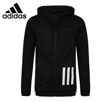 Original New Arrival  Adidas NEO Label CS ZIP HOODY Men's  jacket Hooded Sportswear