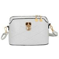NEW Brand Women Bag Soft Leather Messenger Handbags Crossbody Ladies Shoulder Bag 2017 Popular Female Handbags