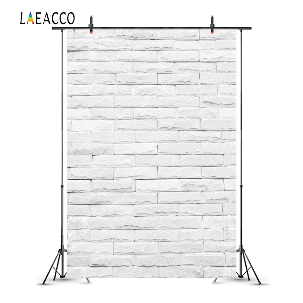 Laeacco رمادي أبيض قرميد جدار الحزب صورة - كاميرا وصور