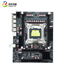 Jiahua Yu X79 desktop computer motherboard LGA2011DDR3 support E5-2670 2650 and other eight-core CPU SATA III