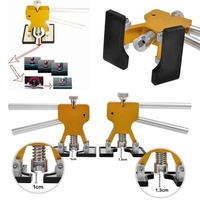Tools Hand Tools Set Practical Hardware Woodworking Tools Dent Lifter Cars Repairing pdr puller 18 Tabs Hail Removal