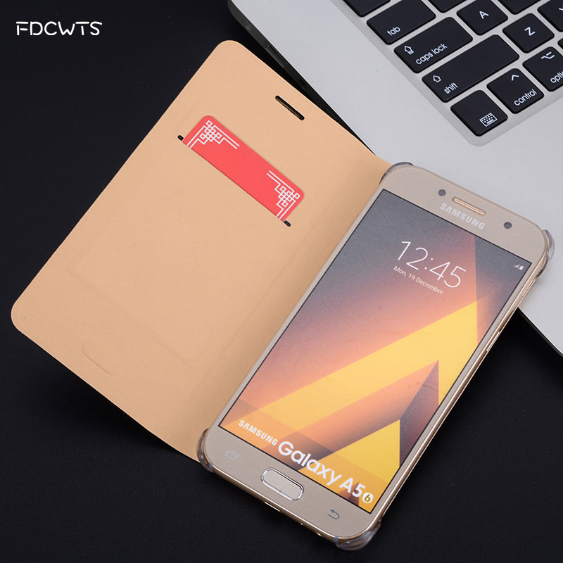 Phone Case For Samsung Galaxy A5 2017 A3 2016 6 A 5 3 SM A310F A320F A510F A520F SM-A310F SM-A320F SM-A510F SM-A520F flip Cover(China)