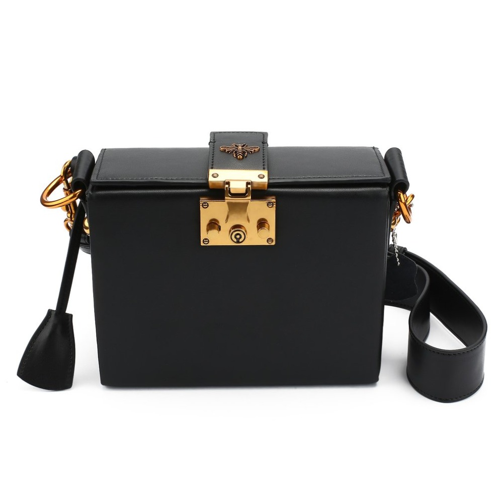 Vintage Style Genuine Cowhide Leather Lady Wide Shoulder Bag Small Flap Women's bags of Famous Brands 2018 Handbag Cross-body