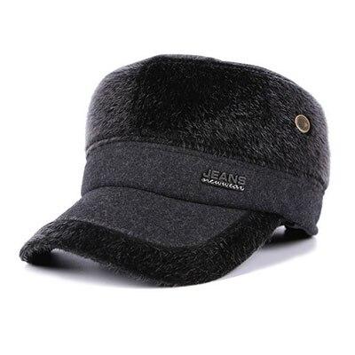 Mens Womens Mesh Trucker Caps Canada Day Owl Snapback Flat Hat