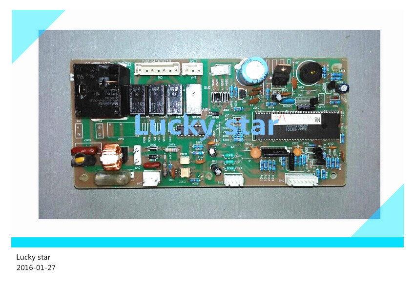 95% new for Haier Air conditioning computer board circuit board KFR-50LW/(BP) BN04-10 0600146 good working 95% new for haier air conditioning computer board circuit board kfr 60lw bpf 0010402534 good working