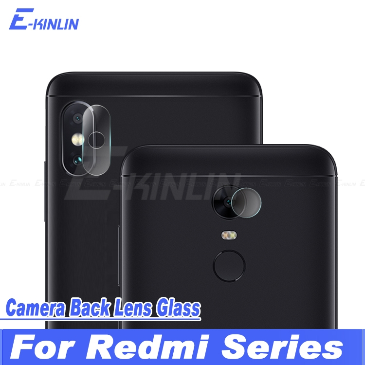 Back Camera Lens Protective Transparent Tempered Glass Protector Film For XiaoMi Redmi Note 5A 5 Plus S2 4X 4 Pro Prime Global