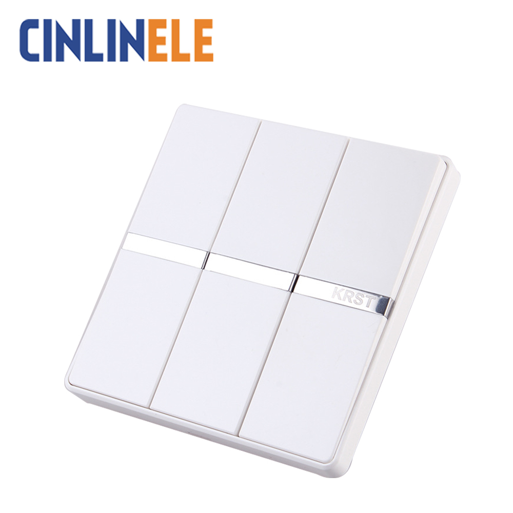 Luxury Wall Switch 3 Gang 1 Way  White, Brief Art Weave, Light Switch, AC 110~250V  10A No border design 86mm * 86mm kempinski wall switch 3 gang 1 way light switch champagne gold color special texture c31 sereis 110 250v popular