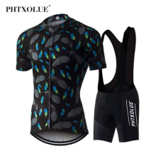 Phtxolue Maillot Bicycle Cycling Clothing Bike Clothes Men Mountain Uniforms Suit Set Pro Team Jersey 2018