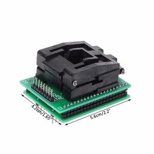 Image 5 - TQFP44 ~ DIP40 IC 소켓 STC 프로그래밍 어댑터 TQFP44 턴 DIP40 쓰기 시트 Dropship