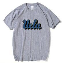 University of California T shirt Men UCLA Bruins Tees 2017 Los Angeles  short sleeve T- 1317f0889