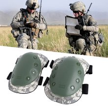 4 Pcs/lot Adult Tactical Combat Protective Pad Set Professional Gear Sports Military Knee Elbow Protector Elbow & Knee Pads New outdoor adult s tactical protective knee pad support airsoft paintball combat knee protector kneepads free shipping