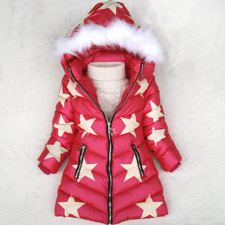Free shipping winter girl cotton-padded clothes winter long cultivate one's morality children quilted jacket hooded outerwear free shipping to women new winter down jacket large collars thickening ms cultivate one s morality