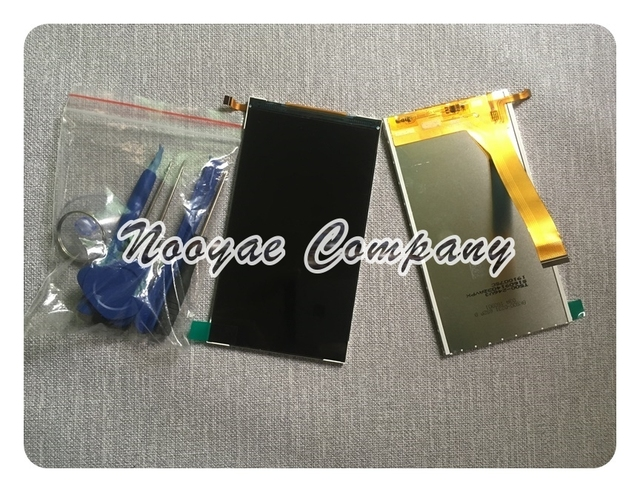Üst monitör BQ BQ 5057 grev 2 BQs 5057 LCD yedek parça ekran takip