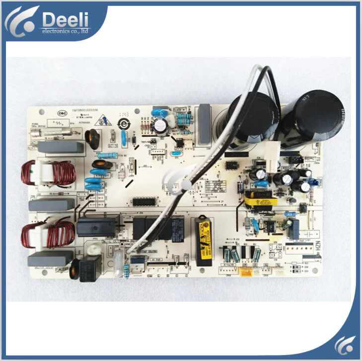 95% new good working for Haier air conditioner control board pc board KFR-35W/0523T 208T good work mouche топ без рукавов