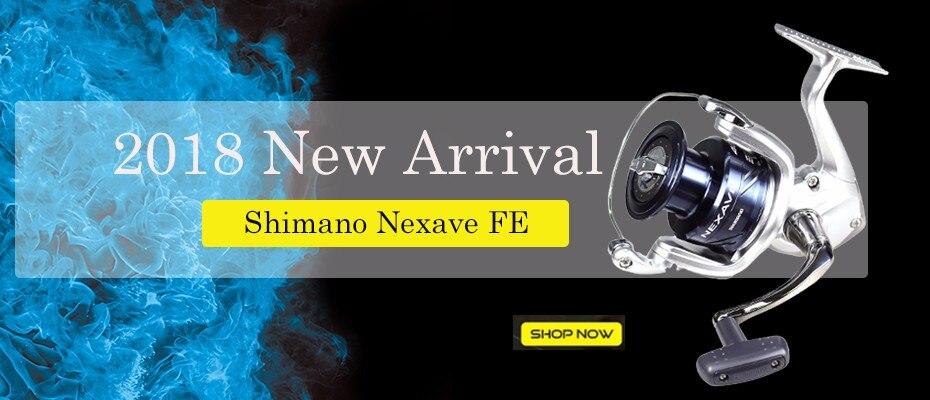 Shimano Nexave FE