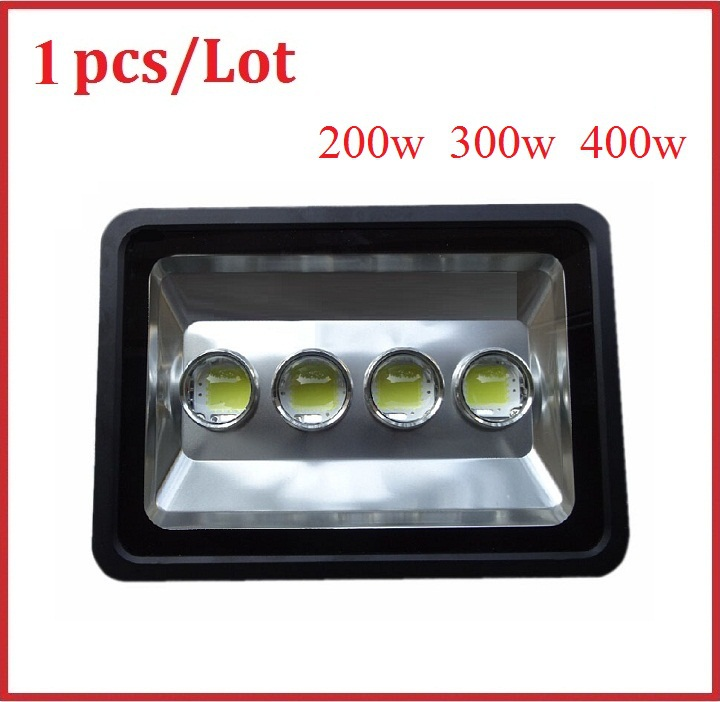 2015 new led flood light 400w 300w 200w outdoor led floodlight waterproof IP65 85 265v high quality warm white cold white