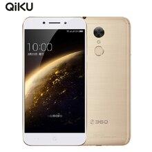 """2017 оригинальные qiku 360 N5 Мобильный телефон 5.5 """"6 ГБ Оперативная память 32/64 ГБ Встроенная память Snapdragon 653 Octa core 13.0MP Android 6.0 4000 мАч смартфон"""