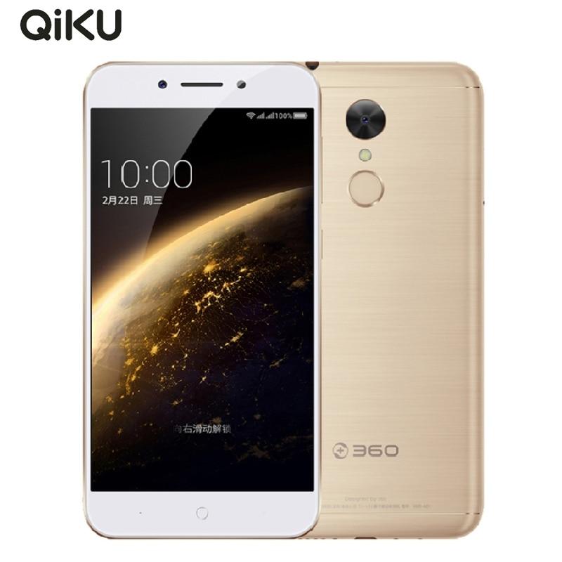 2017 Original Qiku 360 N5 Mobile Phone 5 5 6GB RAM 32GB ROM Snapdragon 653 Octa
