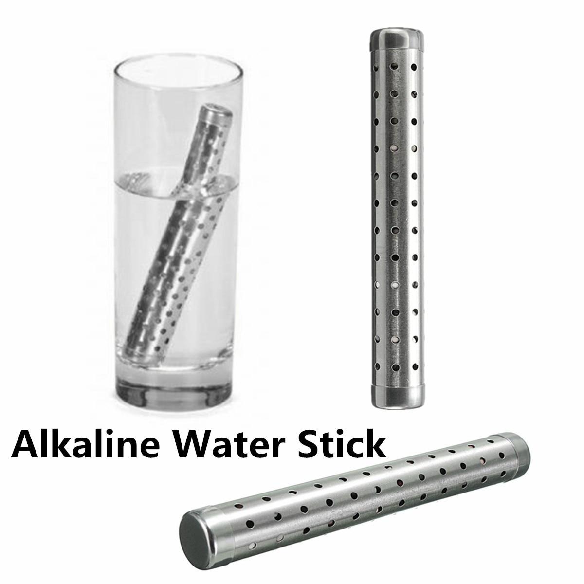 Alkaline Water Stick PH Alkalizer Ionizer HydrogenMinerals Water Purifier Filter Health Care Enhance Human Immunity