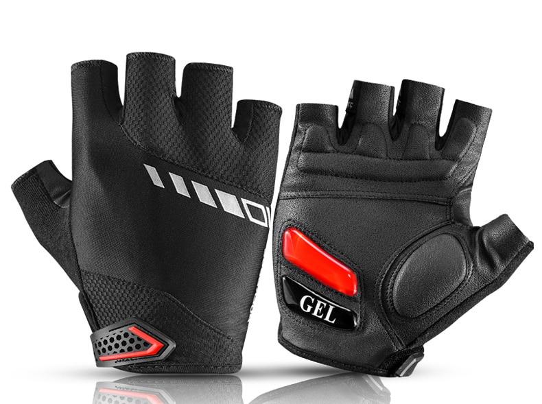 HTB191P1OMHqK1RjSZFgq6y7JXXaI - ROCKBROS Cycling Gloves MTB Road Gloves Mountain Bike Half Finger Gloves Men